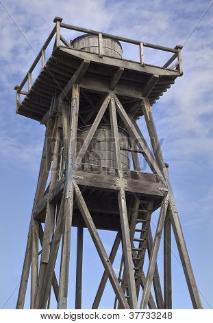 Old Water Tower, Mendocino