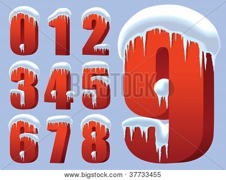 Winter Numbers