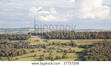 Emley Moor Television Mast