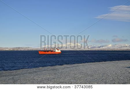End of shipping season