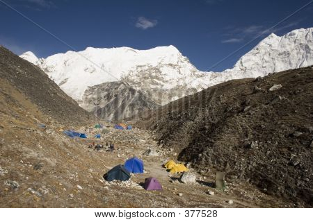 Island Peak Base Camp - Nepal