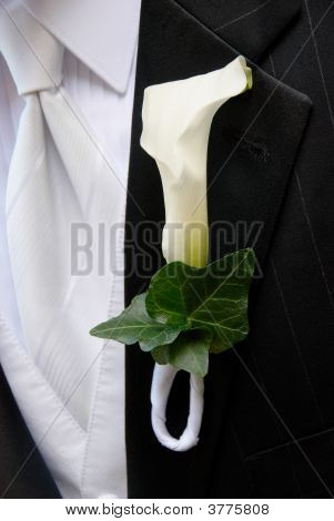 Wedding Boutonniere