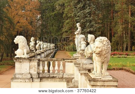 Sculptural Group Of The Classical Style