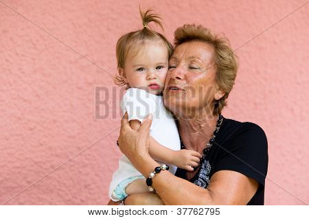 Grandmothers Love