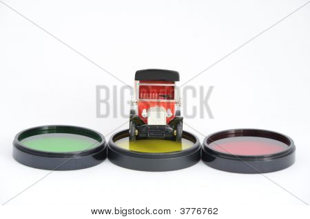 Set Of Photofiltres.