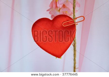 Handmade Clothes Heart
