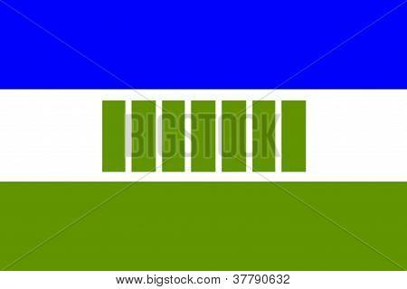 Ovambo People Flag