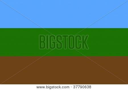 Bandera de redonda