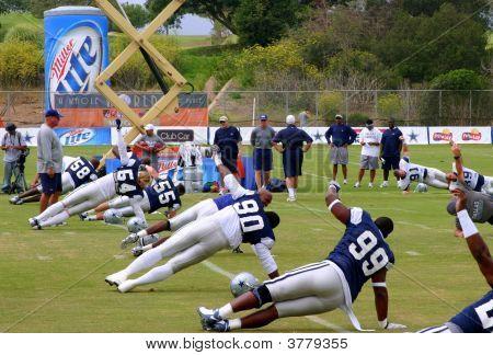 Texas Cowboys Training