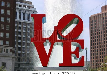 Parque del amor, Philadelphia
