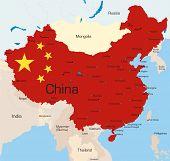 Постер, плакат: Китай