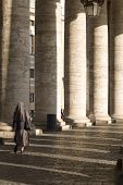 Column Of Saint Peters Square