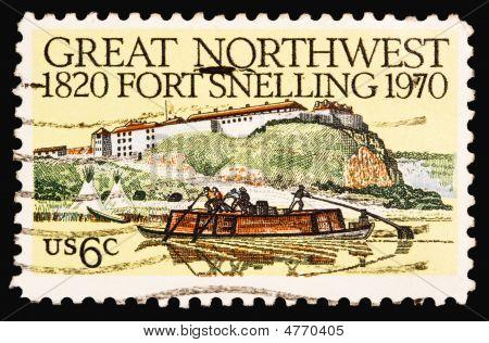 Fort Snelling 1970