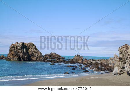Bodeaga Bay Beach Near Arch Rock