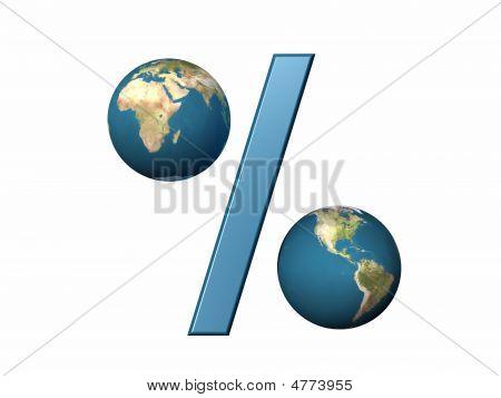 Earth Percent