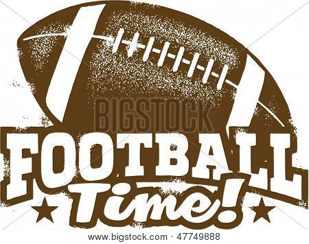 American Football Time