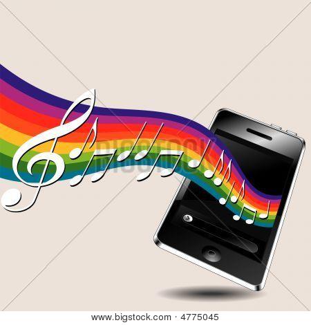 Music Phone.