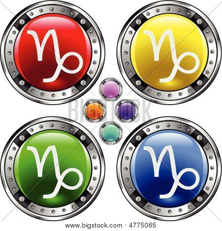 Bigbutton astrology sign capricorn