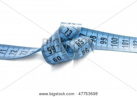 Knotted Measuring Tape