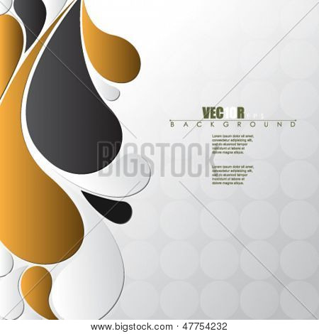 eps10 vector abstract background design