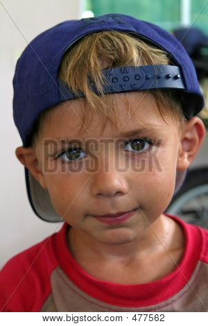 Kid With A Cap