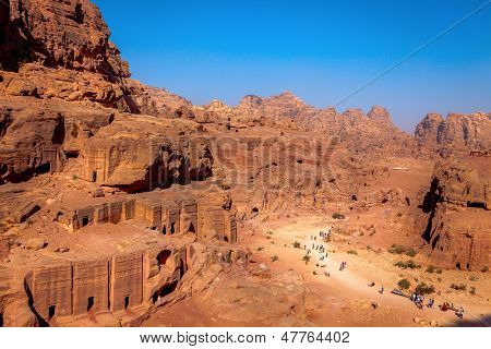 Morning in Petra, Jordan