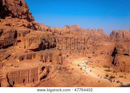 Morning in Petra, Jordan