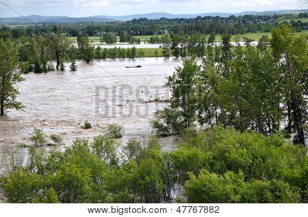 A Flooding River