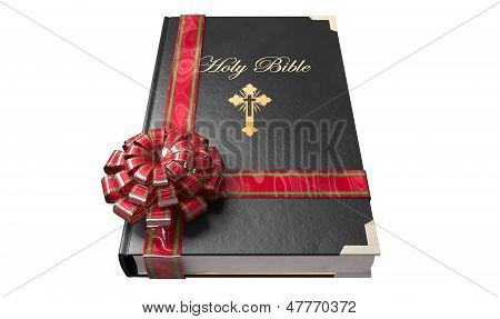 Regalo de Biblia