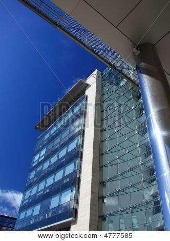 Moderne kantoor Complex