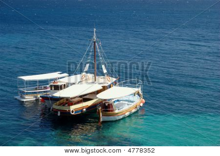 Tourist Taxi Boats