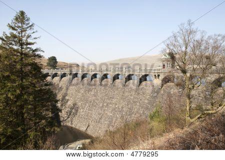 Road Across A Dam