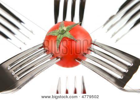 Food Crisis Division Concept