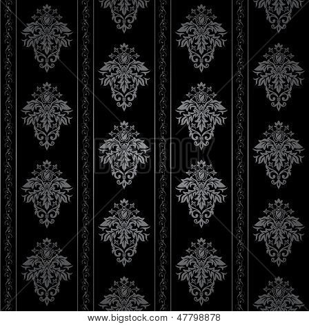 Seamless Gothic wallpaper