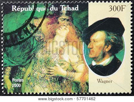 Wagner Stamp