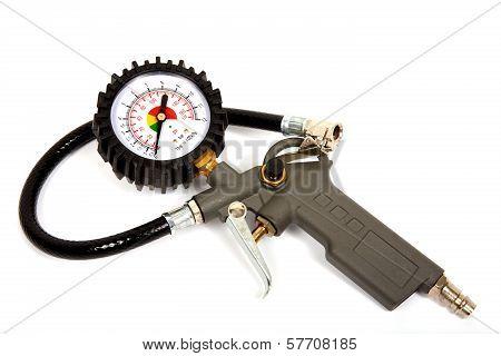 Air Compressor Gun