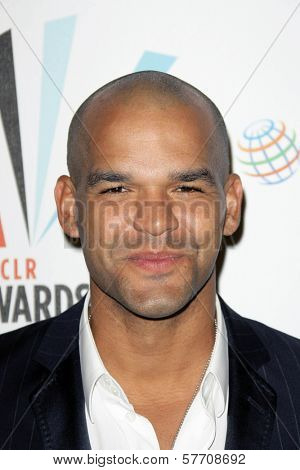 Amaury Nolasco at the 2009 NCLR ALMA Awards Nomination Announcement Press Conference. Beso, Hollywood, CA. 08-25-09