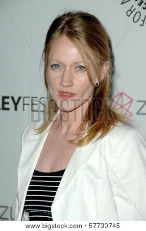Paula Malcomson at 'Battlestar Galactica-Caprica' presented by the Twenty-Sixth Annual William S. Paley Television Festival. Arclight Cinerama Dome, Hollywood, CA. 04-20-09