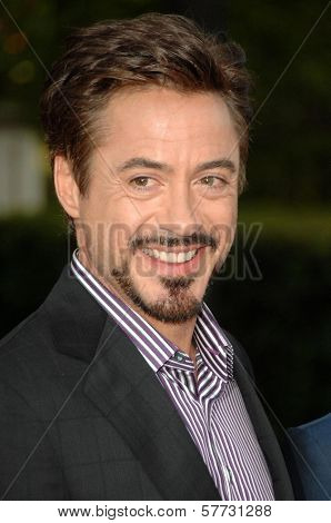Robert Downey Jr at the Los Angeles Premiere of 'The Soloist'. Paramount Theatre, Hollywood, CA. 04-20-09