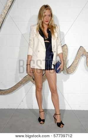 Chloe Sevigny  at the Chloe Los Angeles Boutique Opening Celebration. Milk Studios, Los Angeles, CA. 04-23-09