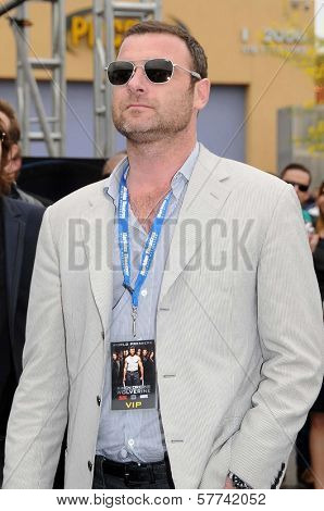 Liev Schreiber at the United States Premiere of 'X-Men Origins Wolverine'. Harkins Theatres, Tempe, AZ. 04-27-09