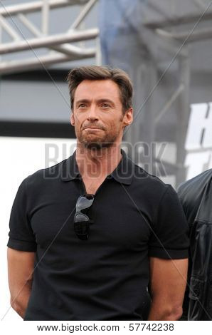 Hugh Jackman at the United States Premiere of 'X-Men Origins Wolverine'. Harkins Theatres, Tempe, AZ. 04-27-09