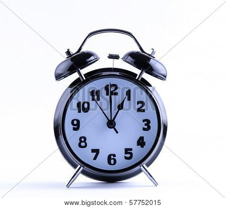 Alarm Clock  With One O'clock