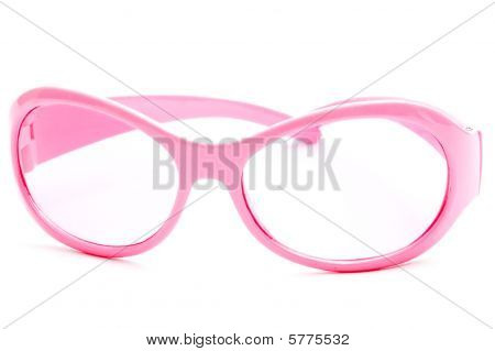 Pink Sunglasses