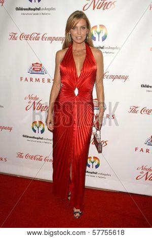 Sandra Vidal at the 2009 Noche De Ninos Gala. Beverly Hilton Hotel, Beverly Hills, CA. 05-09-09
