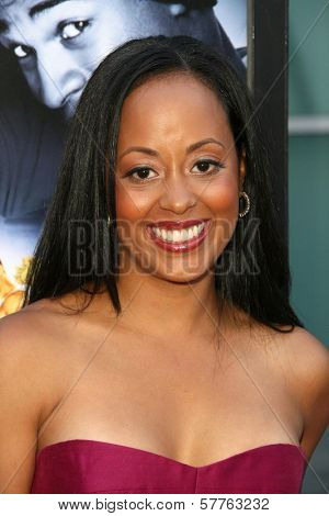 Essence Atkins  at the Los Angeles Premiere of 'Dance Flick'. Arclight Hollywood, Hollywood, CA. 05-20-09