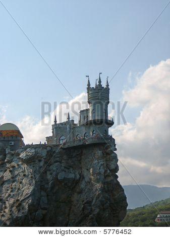Swallow nest Castle