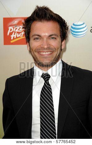Justin Alvarez at 3rd Annual Spike TV's 'Guys Choice'. Sony Studios, Culver City, CA. 05-30-09