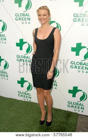 Amy Smart at Global Green USA's 13th Annual Millennium Awards. Fairmont Miramar Hotel, Santa Monica, CA. 05-30-09