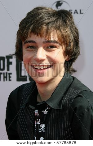 Logan Manus at the Los Angeles Premiere of 'Land of the Lost'. Grauman's Chinese Theatre, Hollywood, CA. 05-30-09